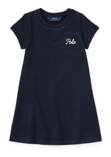 Ralph Lauren French Terry T-Shirt Dress