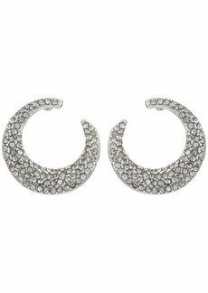 Ralph Lauren Front To Back Hoop Earrings