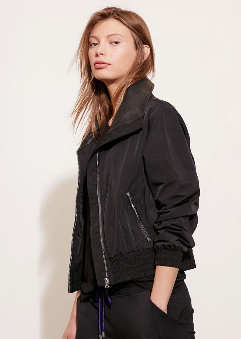 Ralph Lauren Funnelneck Full-Zip Jacket