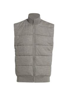 Ralph Lauren FZ Puffer Vest
