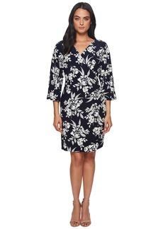 Ralph Lauren Gali Kimono Floral Dress