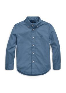 Ralph Lauren Garment-Dyed Twill Shirt