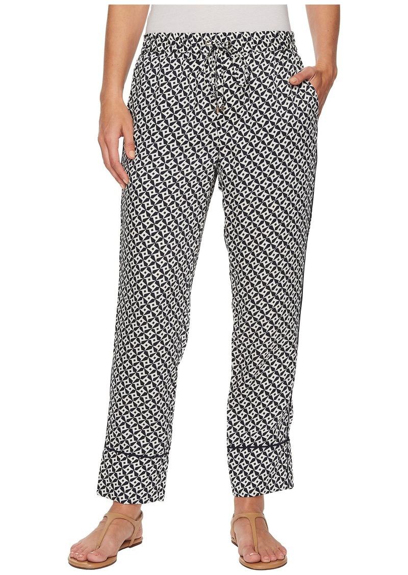 Ralph Lauren Geo-Print Twill Pants