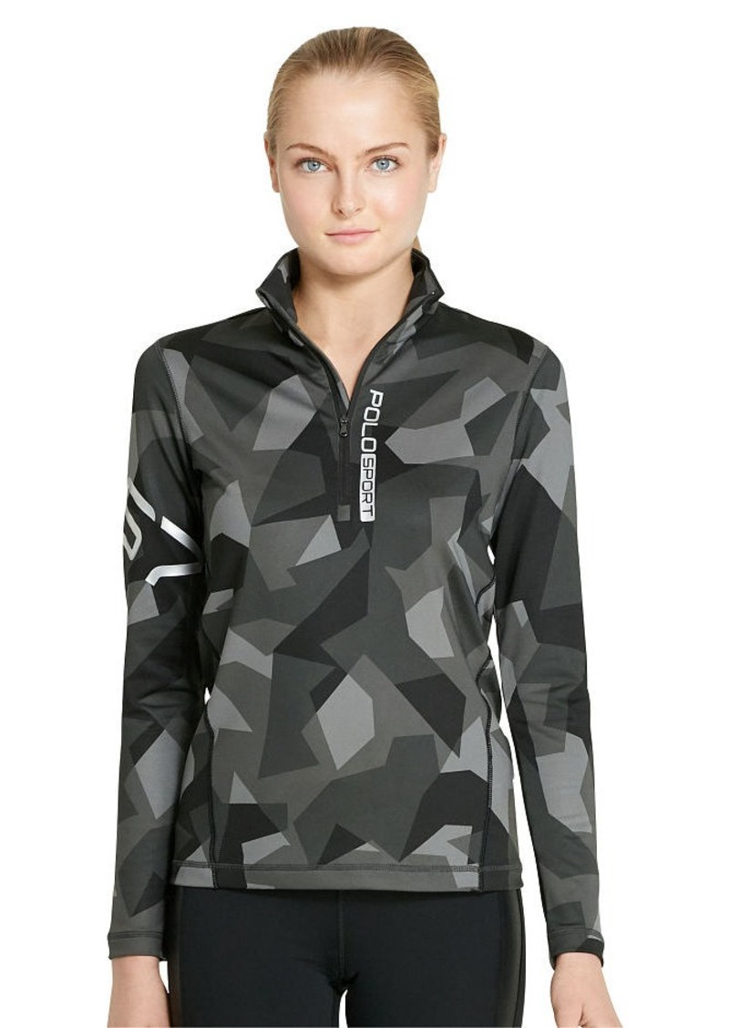 Ralph Lauren Geometric Jersey Pullover