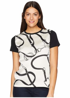 Ralph Lauren Geometric Print T-Shirt