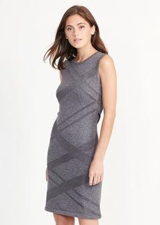 Ralph Lauren Geometric Sweater Dress
