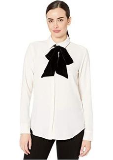 Ralph Lauren Georgette Shirt