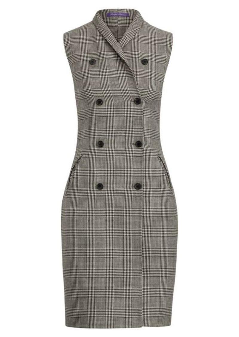Ralph Lauren Gilmore Glen Plaid Dress Dresses