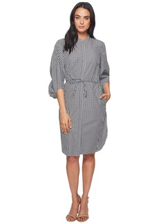 Ralph Lauren Gingham Cotton Shirtdress