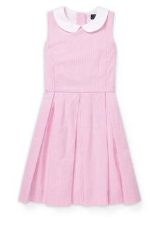 Ralph Lauren Girl's Cotton Dress