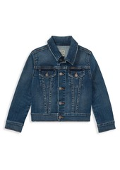 Ralph Lauren Girl's Denim Trucker Jacket