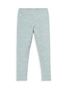 Ralph Lauren Girl's Floral Leggings