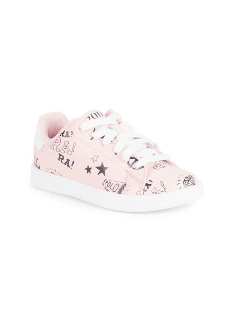 Ralph Lauren Girl's Gaige Sneakers