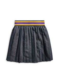 Ralph Lauren Little Girl's & Girl's Knife Pleat Skirt