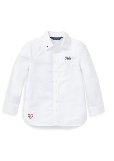 Ralph Lauren Girl's Shirt Tunic