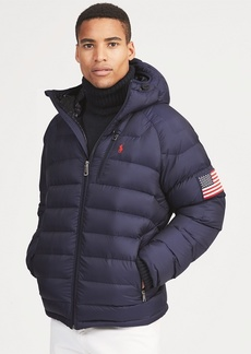 Ralph Lauren Glacier Heated Down Jacket