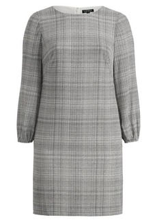 Ralph Lauren Glen Plaid Shift Dress
