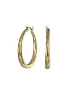 Ralph Lauren Gradual Hoop Earrings