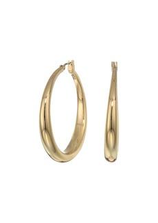 Ralph Lauren Graduated Hoop Earrings