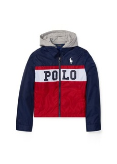 Ralph Lauren Graphic Hooded Jacket