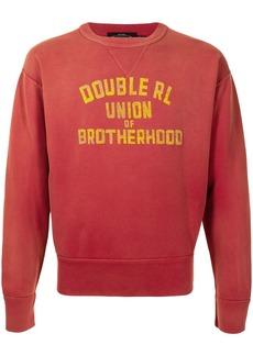 Ralph Lauren graphic-print sweatshirt