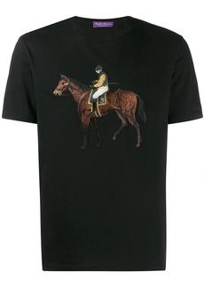 Ralph Lauren graphic print T-shirt