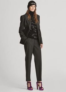 Ralph Lauren Grayden Straight Wool Pant
