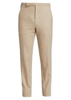 Ralph Lauren Gregory Linen & Silk Trousers