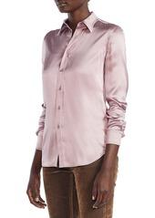 Ralph Lauren Hailey Silk Shirt