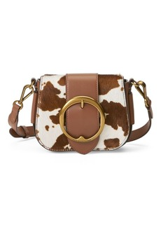Ralph Lauren Haircalf Mini Lennox Bag