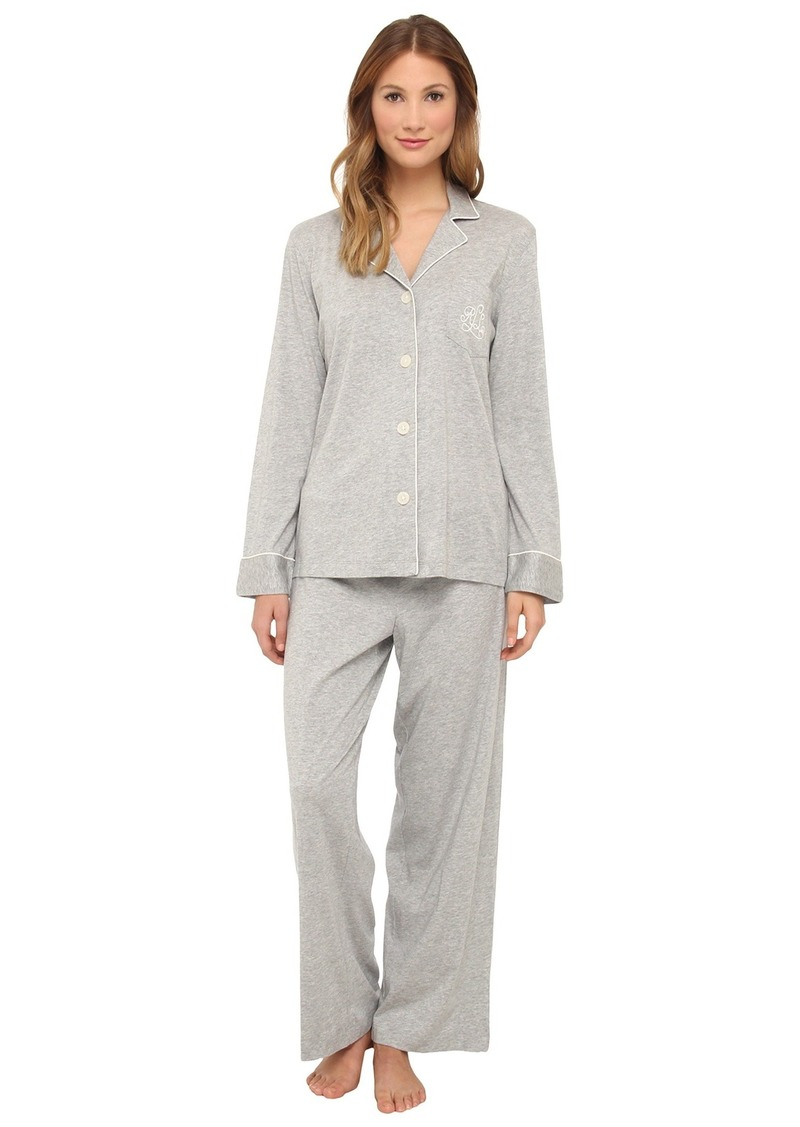 Ralph Lauren Hammond Knits Pajama Set