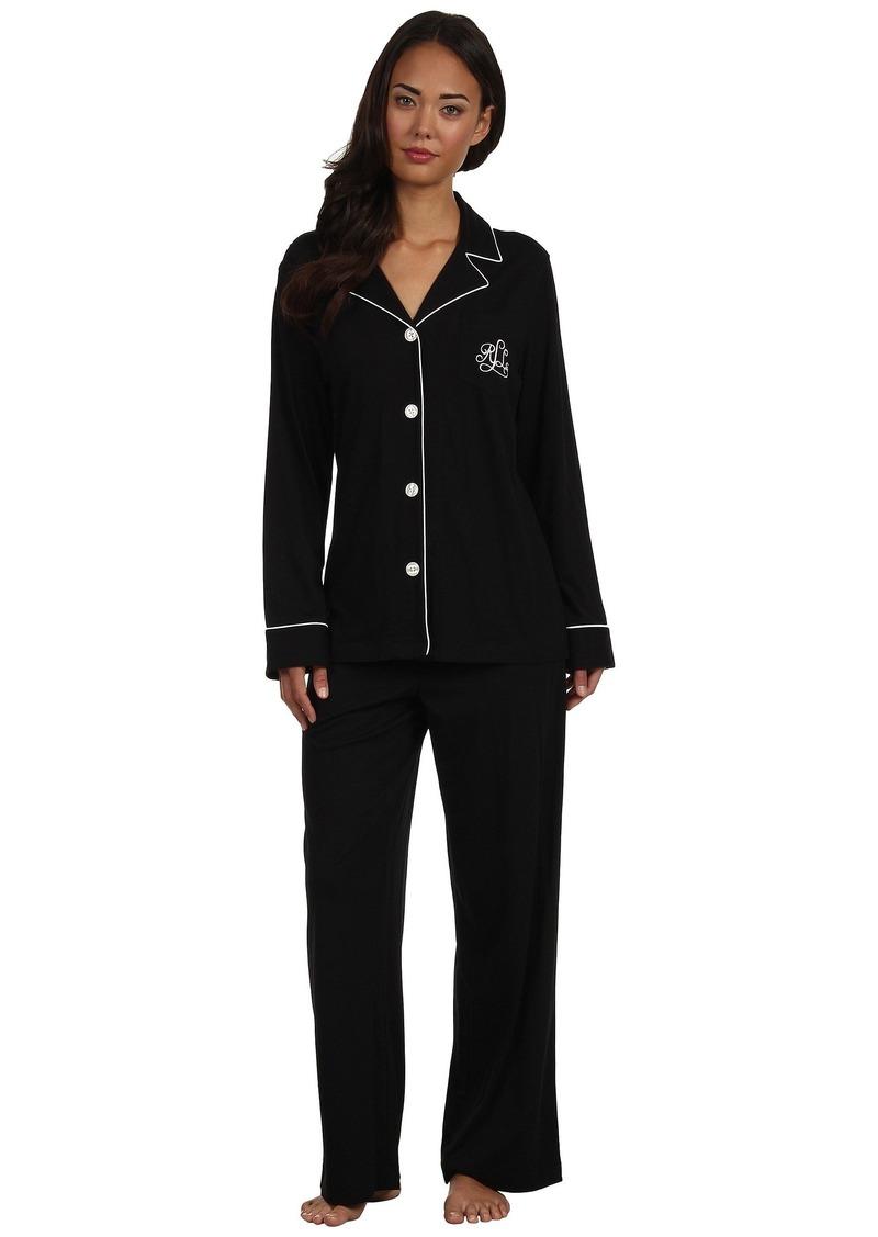 Ralph Lauren Hammond Knits Pajama Set