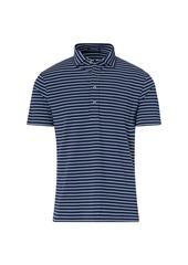 Ralph Lauren Hampton Striped Cotton Shirt