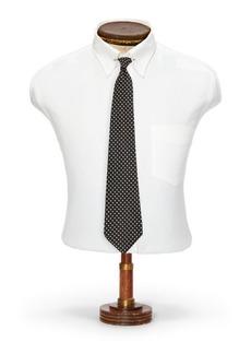 Ralph Lauren Handmade Silk Jacquard Tie