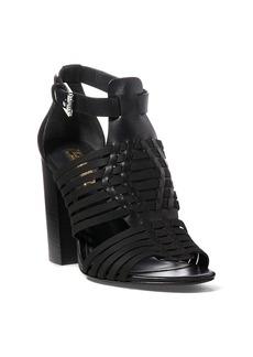 Ralph Lauren Harietta Leather Sandal