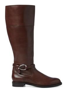 Ralph Lauren Harlee Leather Boot