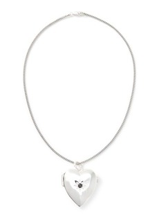 Ralph Lauren Heart Locket Necklace