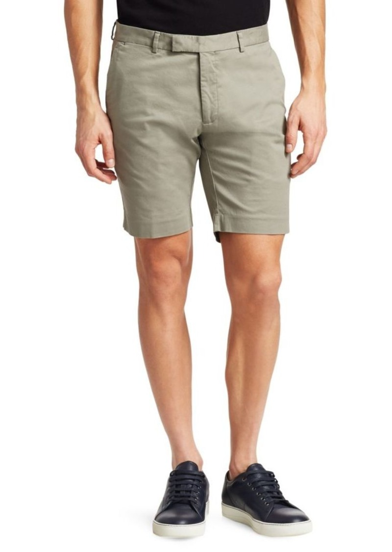 Ralph Lauren Heather Cotton Shorts