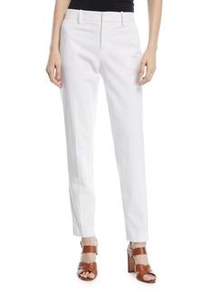 Ralph Lauren Heidi Stretch-Cotton Pants