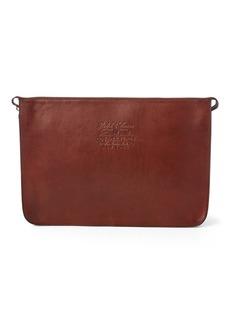 Ralph Lauren Heritage Leather Folio