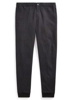 Ralph Lauren Herringbone Double-Knit Jogger