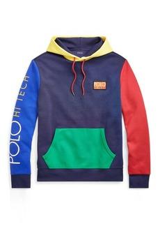 Ralph Lauren Hi Tech Color-Blocked Hoodie