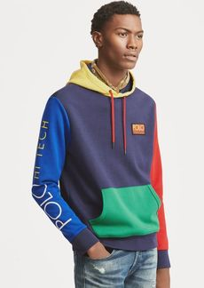 Ralph Lauren Hi Tech Color-Blocked Hoodie