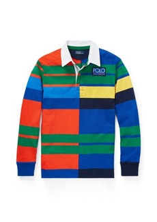 Ralph Lauren Hi Tech Cotton Jersey Rugby