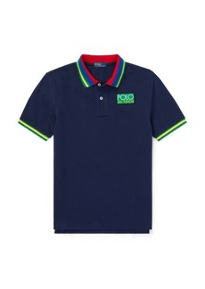 Ralph Lauren Hi Tech Cotton Mesh Polo