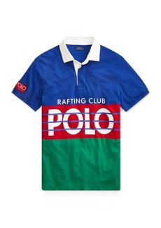 Ralph Lauren Hi Tech Cotton Mesh Polo Shirt