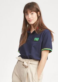 Ralph Lauren Hi Tech Cotton Polo Shirt