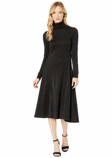 Ralph Lauren High Neck Dress