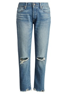 High-Rise Tapered Jean