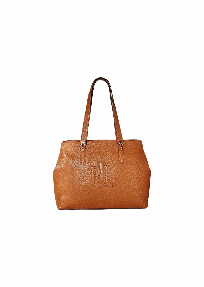 Ralph Lauren Highfield 36 Tote Medium